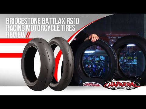 Bridgestone Battlax RS10 Racing Motorcycle Tires Review