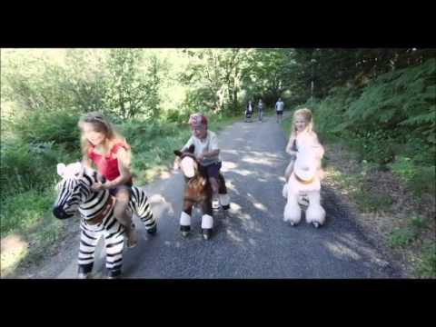 Ponycycle Hire video