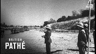 HaileSelassie Enters Abyssinia (1941)