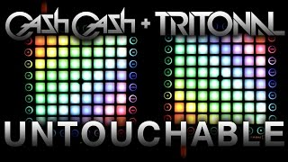 Tritonal and Cash Cash - Untouchable [Launchpad Edition]