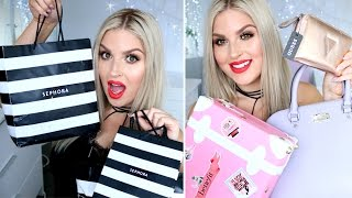 Las Vegas Haul! ♡ Sephora Makeup, Bargains, Handbags & More! by Shaaanxo