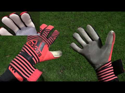 Goalkeeper Glove Review: Adidas Ace Trans Pro Pyro Storm