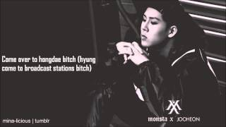 [HD]  Jooheon x Black Nut - No No (ㄴㄴ) [English Subbed]