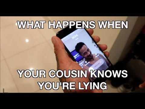 SendMoneyPacific: What happens when your cousin knows you're lying?