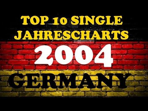 TOP 10 Single Jahrescharts Deutschland 2004 | Year-End Single Charts Germany | ChartExpress