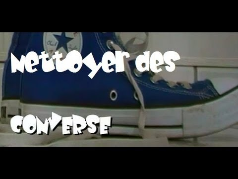 comment nettoyer sneakers