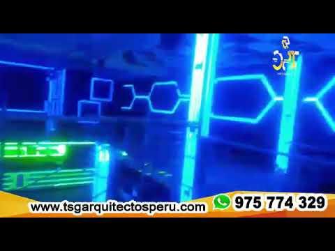 Diseño de Discotecas en Perú 🇵🇪 975 774 329 TSG Arquitectos 🇵🇪