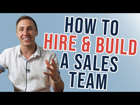 mp4 Hiring Your First Salesperson, download Hiring Your First Salesperson video klip Hiring Your First Salesperson