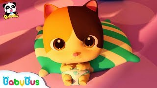 Bayi Kucing Super Lucu & Imut | Lagu Anak & Kartun Anak | Bahasa Indonesia | BabyBus