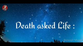Death asked Life || New Whatsapp Status & Quotes ||