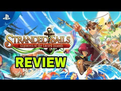 Stranded Sails: Explorers Of The Cursed Islands Review - PS4
