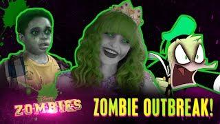 ZOMBIFIED Disney Channel Stars | ZOMBIES | Disney Channel