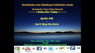 Apollo 440 - Can't Stop the Rock.wmv