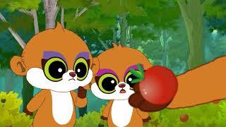 YooHoo série 1, díl 24. - Jak se Čivů skamarádila s nejmenší surikatou