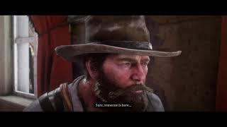 Dear Uncle Tacitus | Red Dead Redemption 2