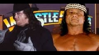 "The Undertaker Vs. Jimmy ""Superfly"" Snuka   WrestleMania VII   1991"