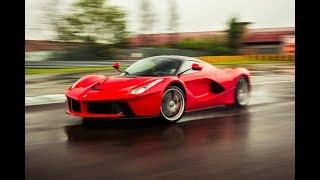 REAL LIFE vs FM7 vs GT Sport vs PC2 vs AC vs DC   Ferrari LaFerrari Sound Comparison