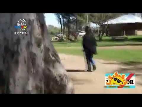 Junín en la TV de Honduras