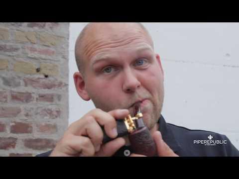 Pfeifen anzünden - Streichholz vs. Feuerzeug