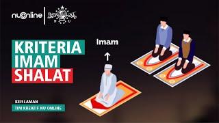 Syarat Menjadi Imam Shalat Berjamaah