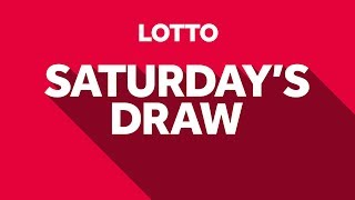 The National Lottery 'Lotto' draw results from Saturday 18th January 2020 Advert