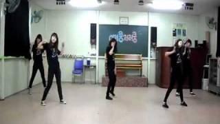 [Dance cover] Like this or That (이러쿵 저러쿵 )-  5Dolls Dance by Rain girls ( B-Girls )