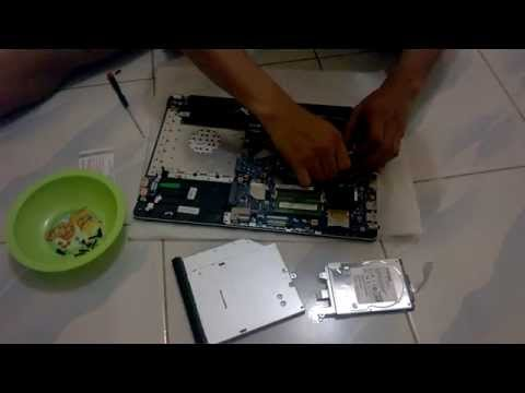 Asus X450JN Core i7 Unbox and Disassemble  - Video 1