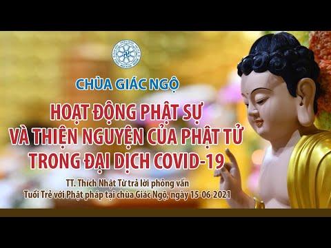 Hoạt động Phật sự và thiện nguyện của Phật tử trong đại dịch Covid-19