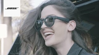 YouTube Video oSuxAcpyTGc for Product Bose Frames (Alto, Rondo) Audio Augmented Reality Sunglasses by Company Bose in Industry Headphones