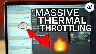 2018 MacBook Pro i9 Thermal Throttling CONFIRMED!