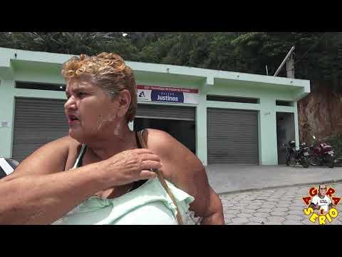 Célia da Favela do Justino reclama do atendimento no Postinho da Saúde