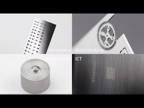 ML-5 - Neue Horizonte für die Mikroteilefertigung