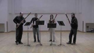 Bohemian Rhapsody Bassoon Quartet