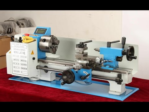 Lathe Cum Mill Machine