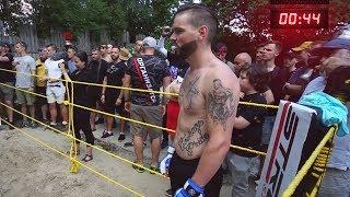 CAPTAIN NEMO in MMA Fights !!!