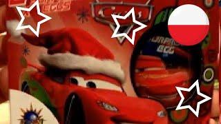 Cars Disney Pixar Lightning McQueen Kinder Surprise Eggs