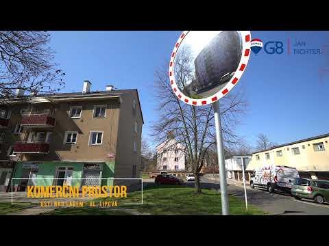 Video z << Prodej obchodního prostoru, 95 m2, Ústí nad Labem >>