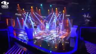 Ivanna, Sara y Belli cantaron  'Diamonds' de Rihana – LVK Colombia – Batallas – T1