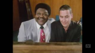 "Fats Domino ""I'm Ready"" Jam w/ Jools Holland '88 From Walking to New Orleans"
