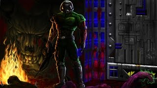 Picture of a game: Brutal Doom