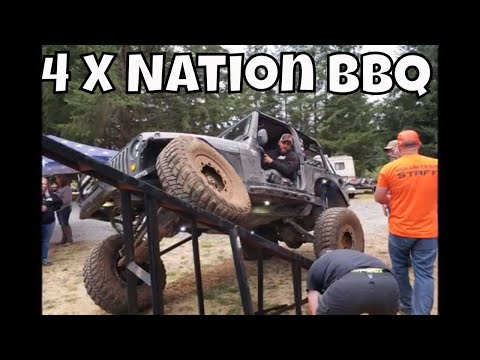 4X Nation Epic Annual BBQ With Linda's Pantry