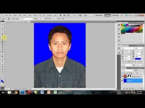 Video Ganti Background