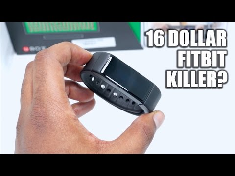 i5 Plus Smart Wristband - 2017's BEST deal in Fitness Trackers