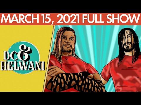 DC & Helwani (March 15, 2021) | ESPN MMA