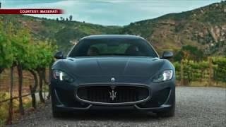 Lap of Luxury: Driving the Maserati Levante SUV