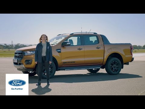 Ford  Ranger Пикап класса J - рекламное видео 3