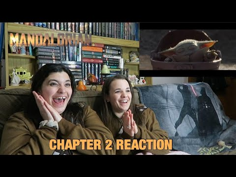 MANDALORIAN CHAPTER 2 REACTION