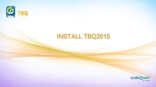 00 Install TBQ2015