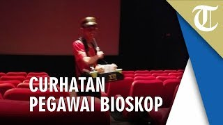 Curhatan Pegawai Bioskop yang Sering Jadi Bahan Tertawaan Anak ABG