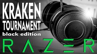 RAZER Kraken TOURNAMENT Gaming Headset mit THX Spatial SOUND | Black Edition | TEST | UNBOXiNG